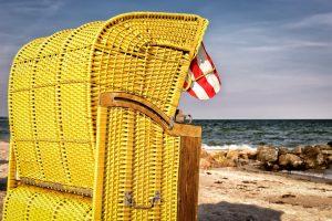 Strandkorb_Nordsee
